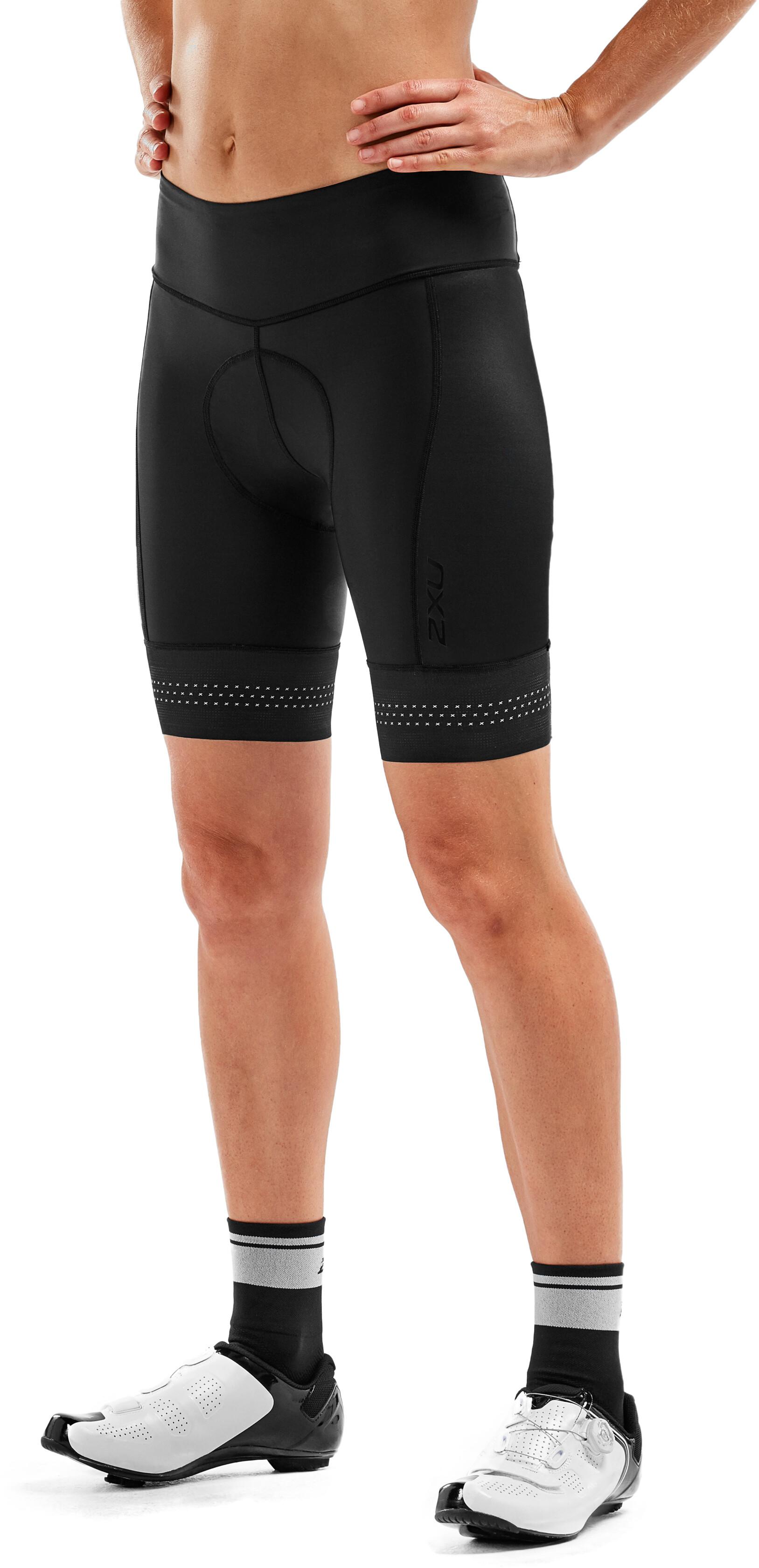 4697efd3 2XU Elite Cycle Shorts Women black/black at Bikester.co.uk